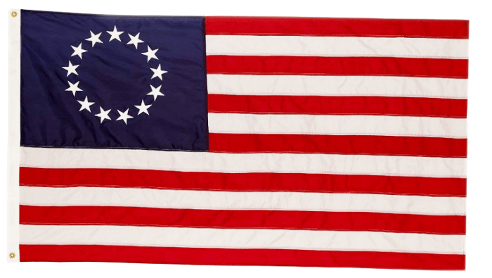 Free Betsy Ross American Flag