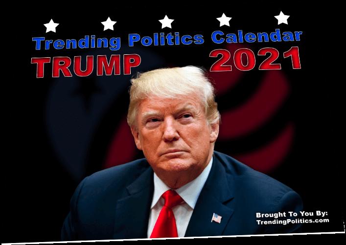 Trump 2021 Calendar
