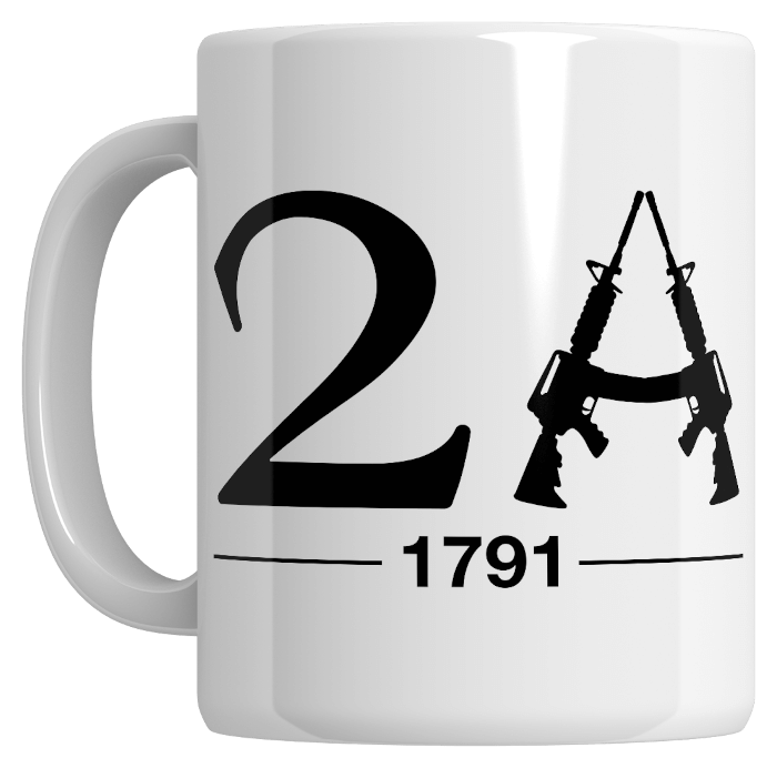 White 2A Mug